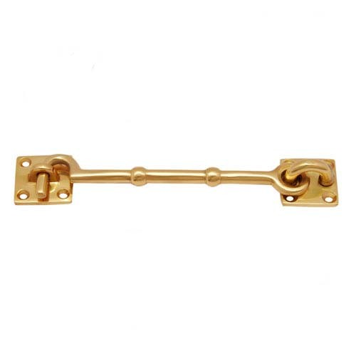 "9.70"" Designer Brass Cabin Hook"